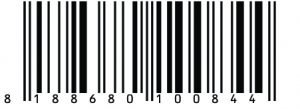 Cow Patches Bar Code