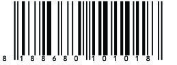 Horse in a Storm Bar Code