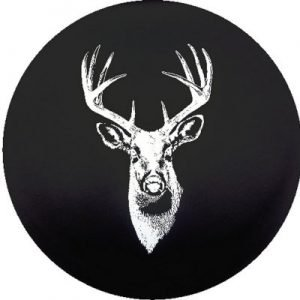 Deer Buck Tire Cover