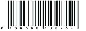 Wolf with Red Eyes Bar Code