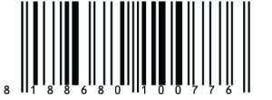 Eagle Flag Bar Code