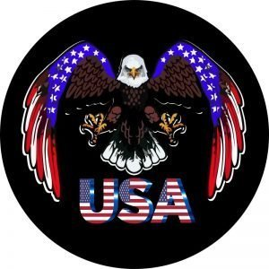 Eagle USA Tire Cover