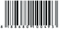 Don't Tread on Me Bar Code