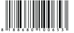 Stained Glass Bar Code