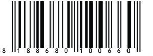 Mermaid Life  Bar Code
