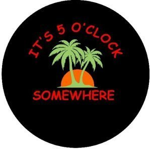 Malibu_five_oclock tire cover
