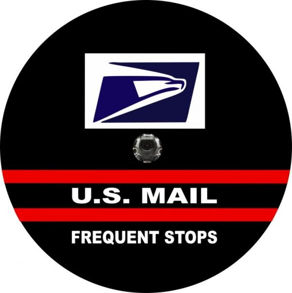 US Mail Tire Cover JL
