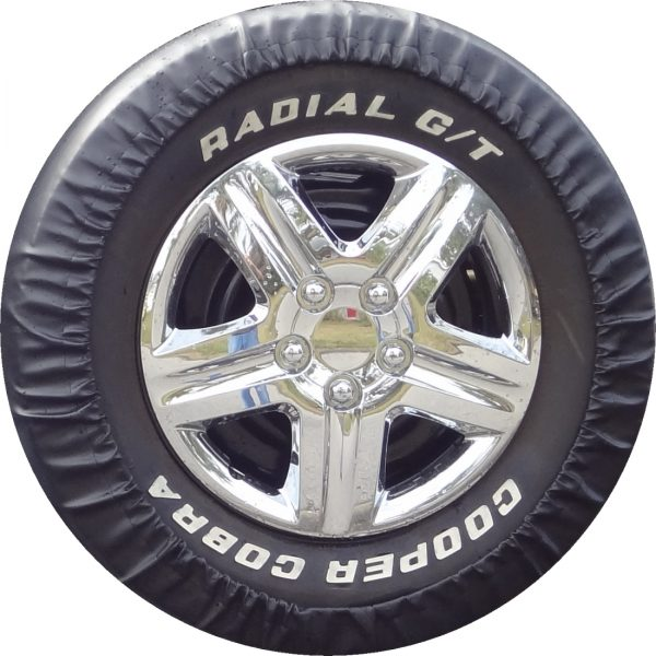 Caplet Mag Display Tire Cover