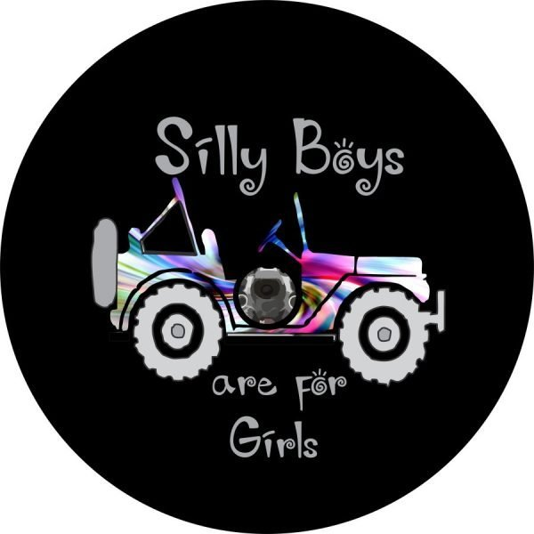 Silly Boys JL Tire Cover