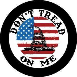 Sons of Liberty Tire Cover