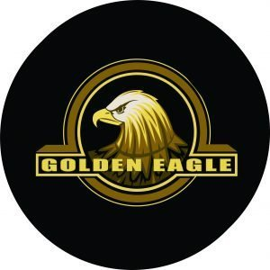 Golden Eagle Tire Cover