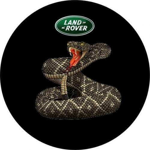 Land Rover Snake Tire Cover
