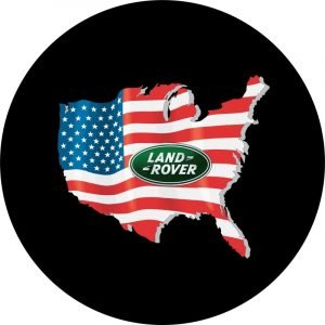 Land Rover USA Tire Cover