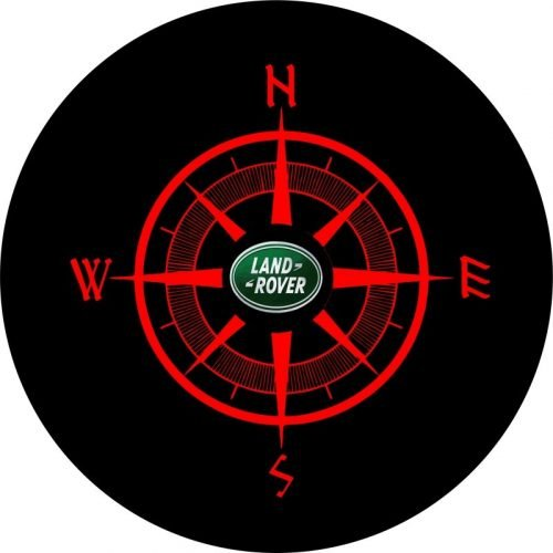 Land Rover Compass Tire Cover