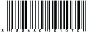 It's a Bronco Thing Bar Code
