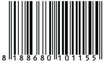 Sahara Black Bar Code