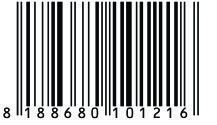 Land Rover Compass Bar Code