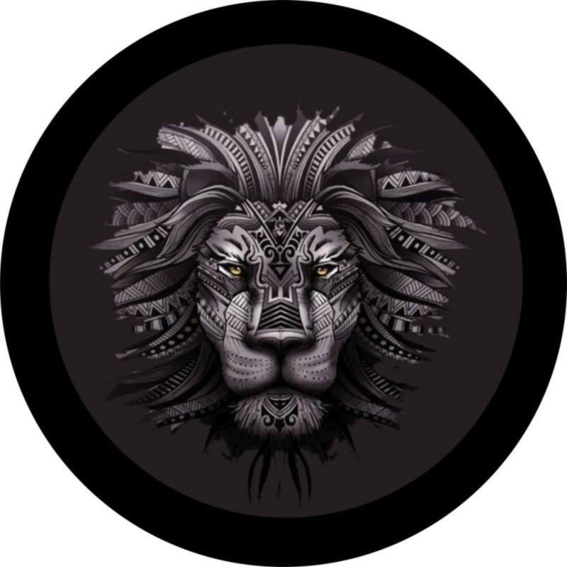 Land Rover Lion Tire Cover