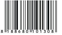 My Sunset Spare Tire Cover Bar Code
