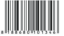 Hippie Dog Bar Code