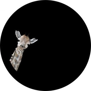 Giraffe Tire Cover