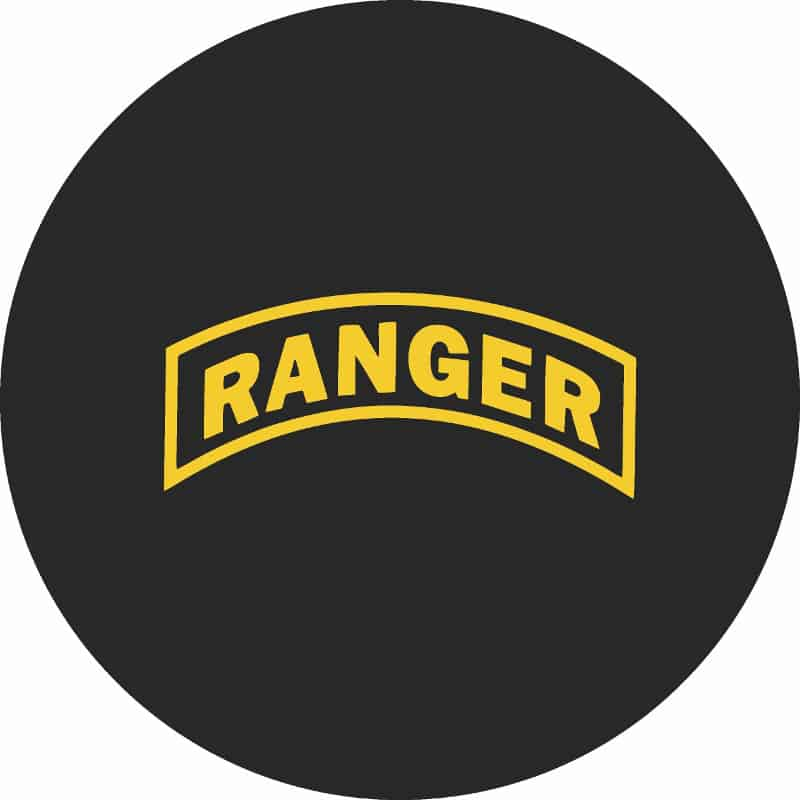 U.S. Ranger Spare Tire Covers