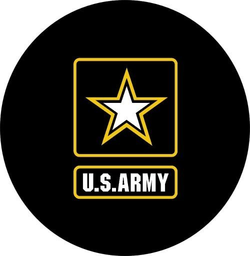 US Army Spare Tire Cover