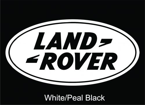 White Decal
